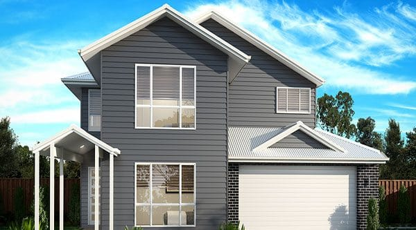 GW Homes - Two Storey Homes